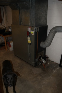 Good-looking 40-year old furnace.